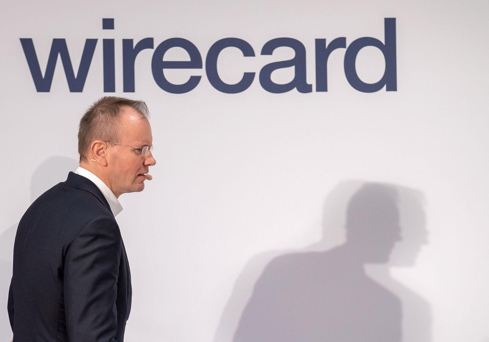 Wirecard - Markus Braun