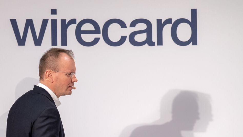 Markus Braun, seit Freitagnachmittag Ex-Vorstandschef von Wirecard