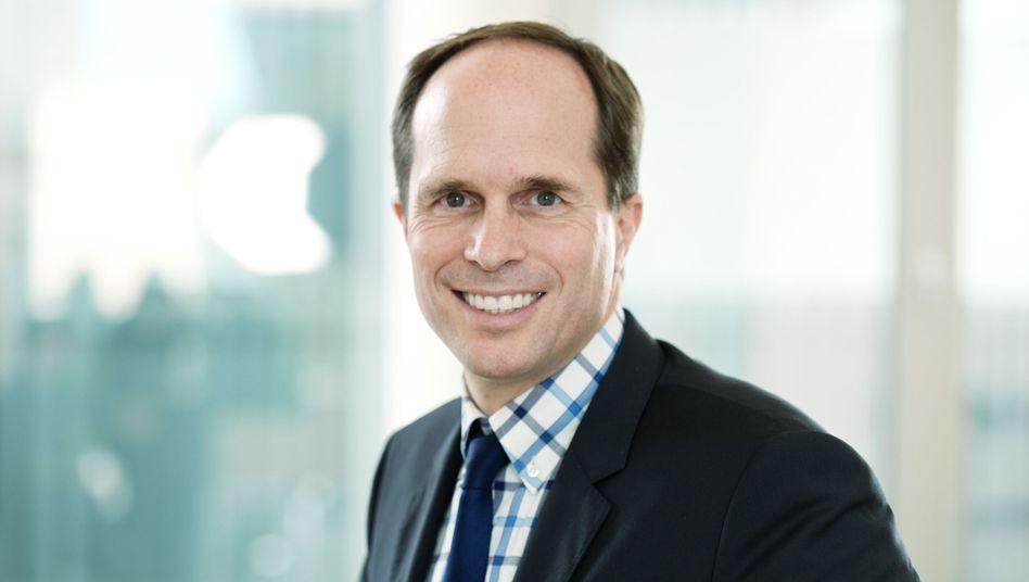 Vermögensberater Jochen Wermuth