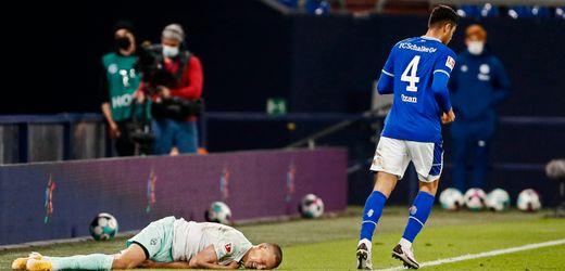 Ozan Kabak: DFB ermittelt nach Spuckattacke gegen Spieler vom FC Schalke 04