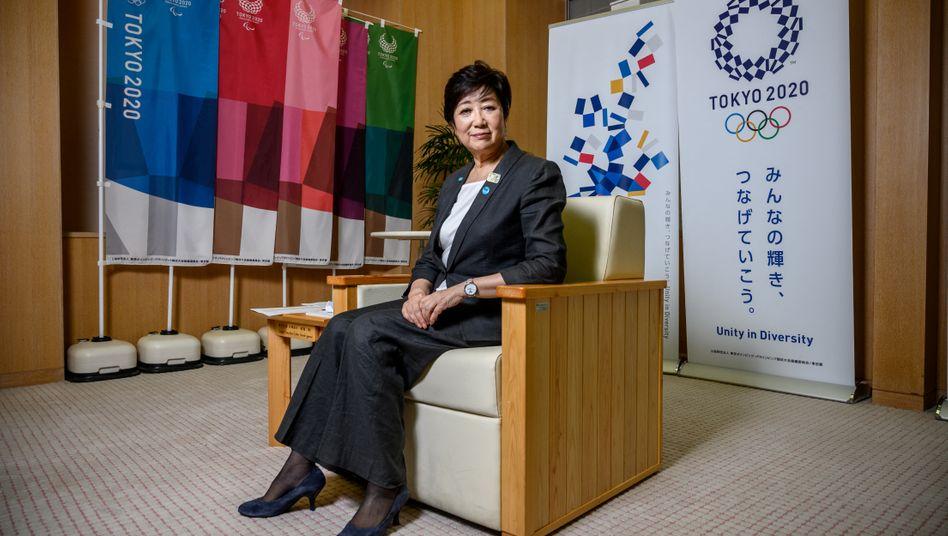 Tokios Gouverneurin Yuriko Koike: Absagen und aufsteigen?