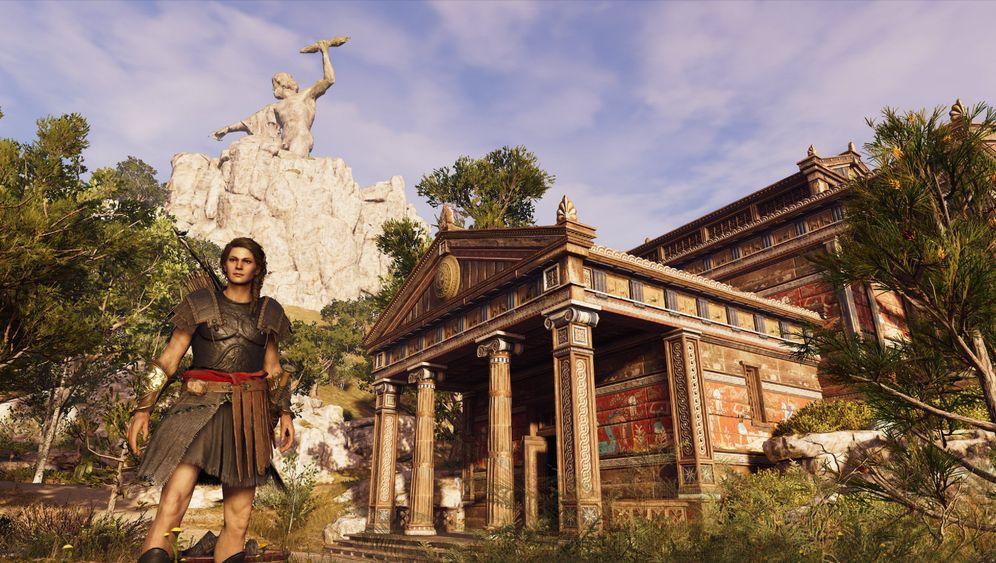 """""""Assassin's Creed: Odyssey"""": So sieht das Spiel aus"""