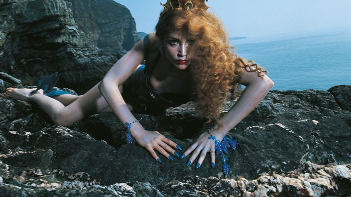 Topmodel Jerry Hall: Die Schöne und der Rocker