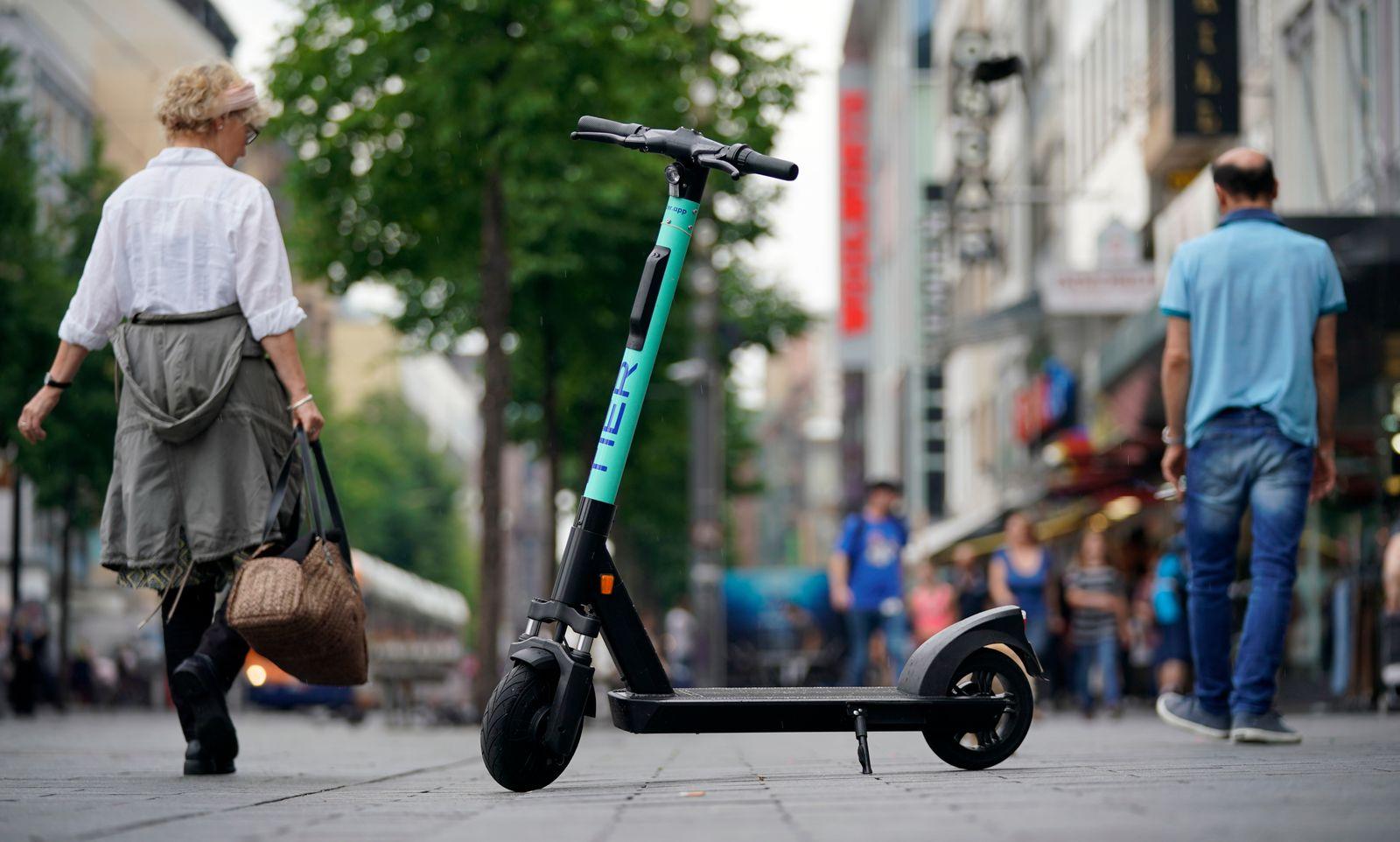 Strengere Regeln für E-Scooter