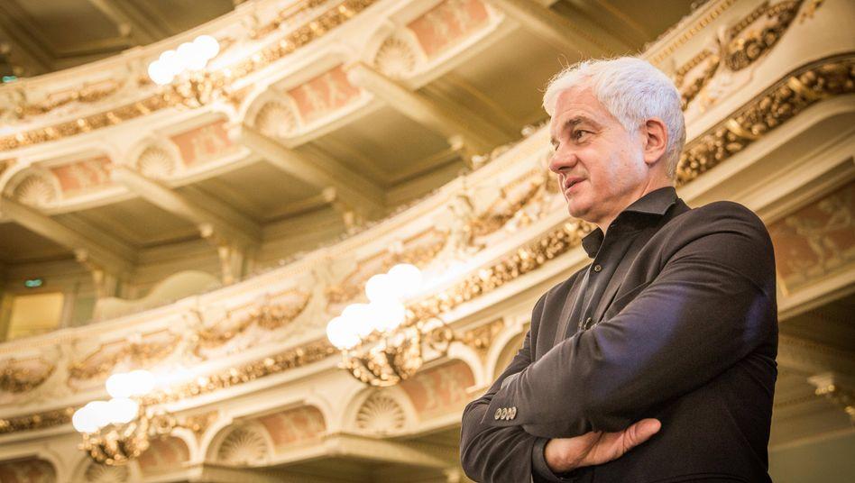 """Kulturmanager Hans-Joachim Frey 2019: Das Volk singtzum Schluss: """"Weh!"""""""