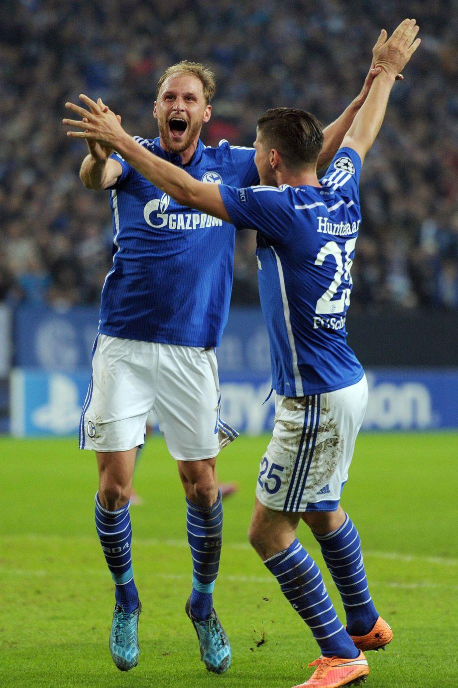 Schalke Lissabon Live