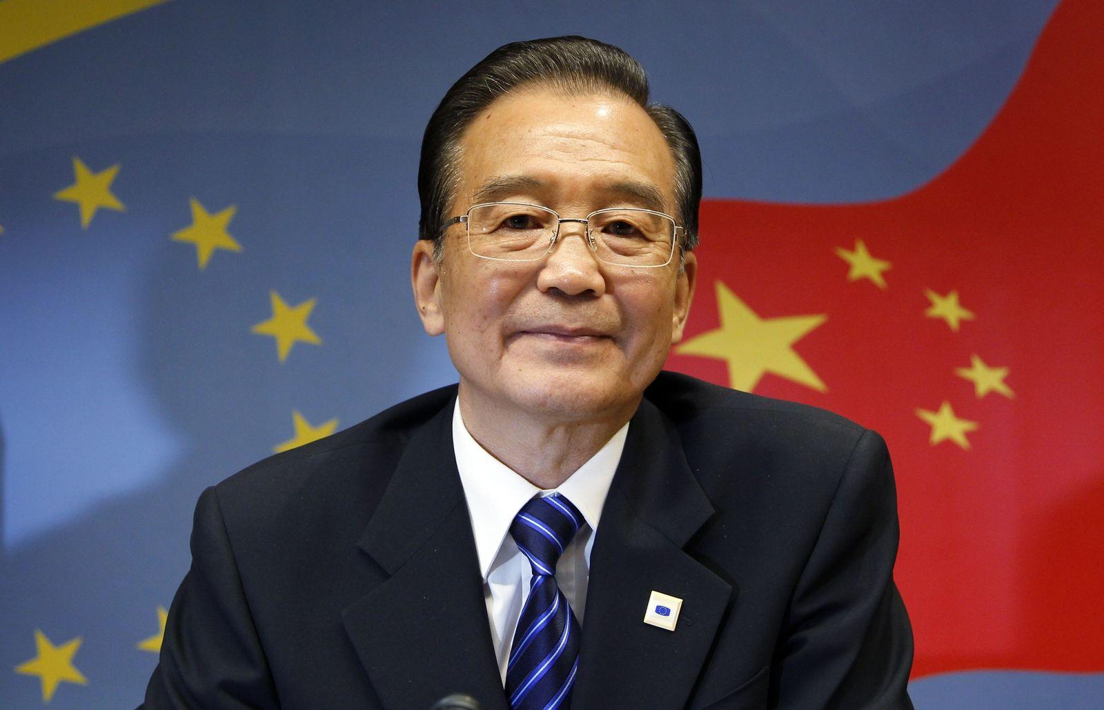 THEMEN Wen Jiabao