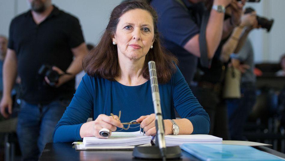 Gutachterin Nahlah Saimeh