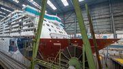 Meyer Werft rechnet bis 2023 mit null neuen Aufträgen