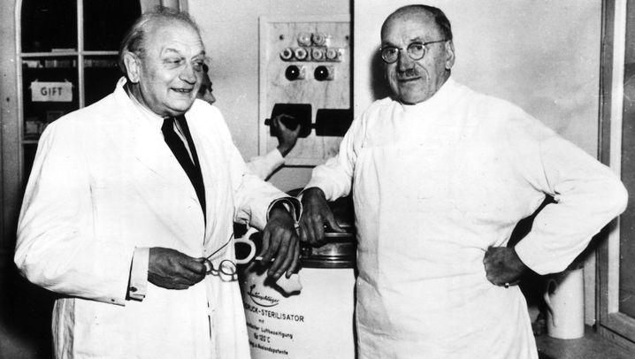 Charité-Arzt Sauerbruch: Operieren gegen Hitler