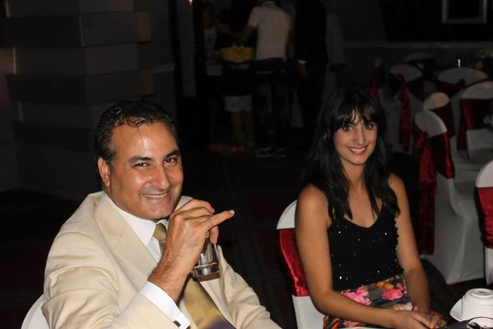 Hazem und Lamisse Hamouda