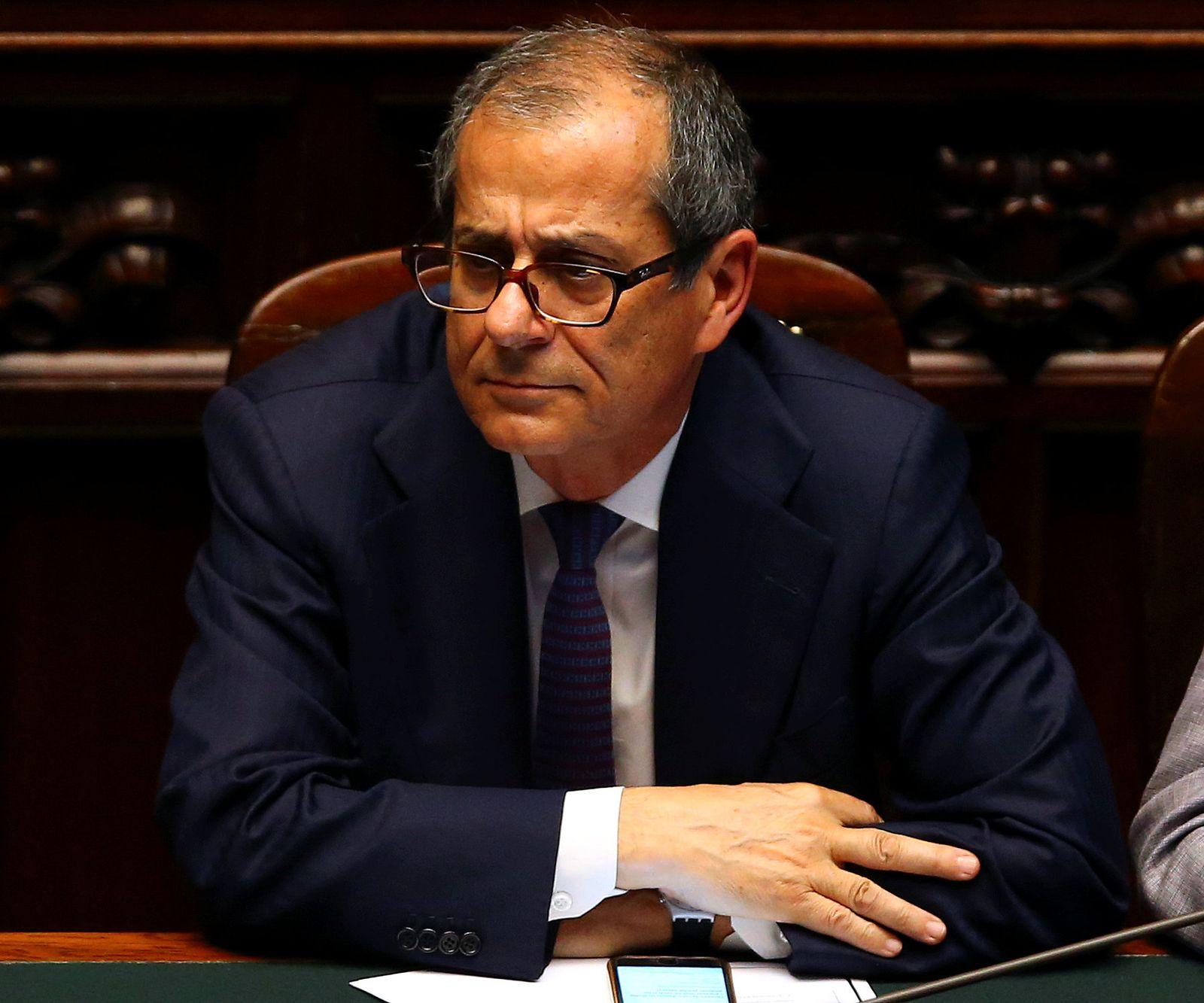 Italien Giovanni Tria
