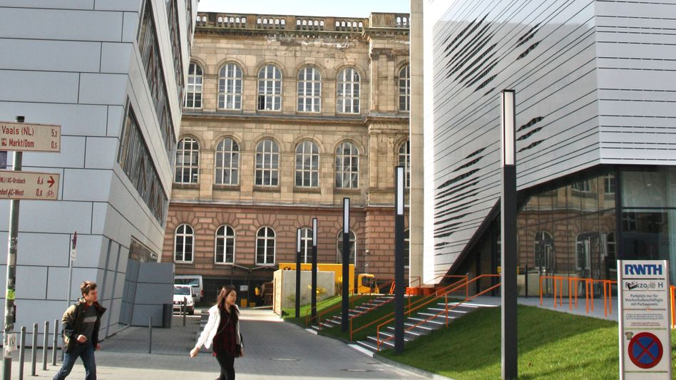 Diplom unerwünscht: Auch an der RWTH Aachen gab es Zwangsexmatrikulationen