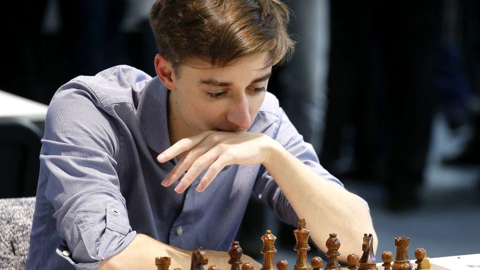 """Schnellschachweltmeister Daniil Dubow: """"Es war smart, um glücklich zu werden"""""""