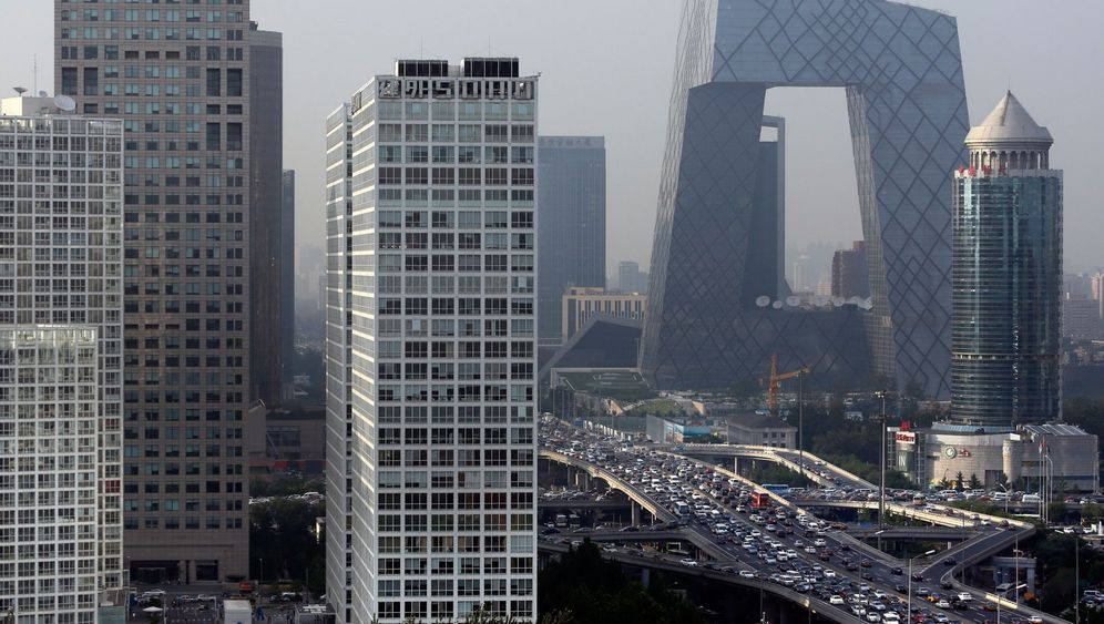 Verkehrskollaps in China: Stillgestanden