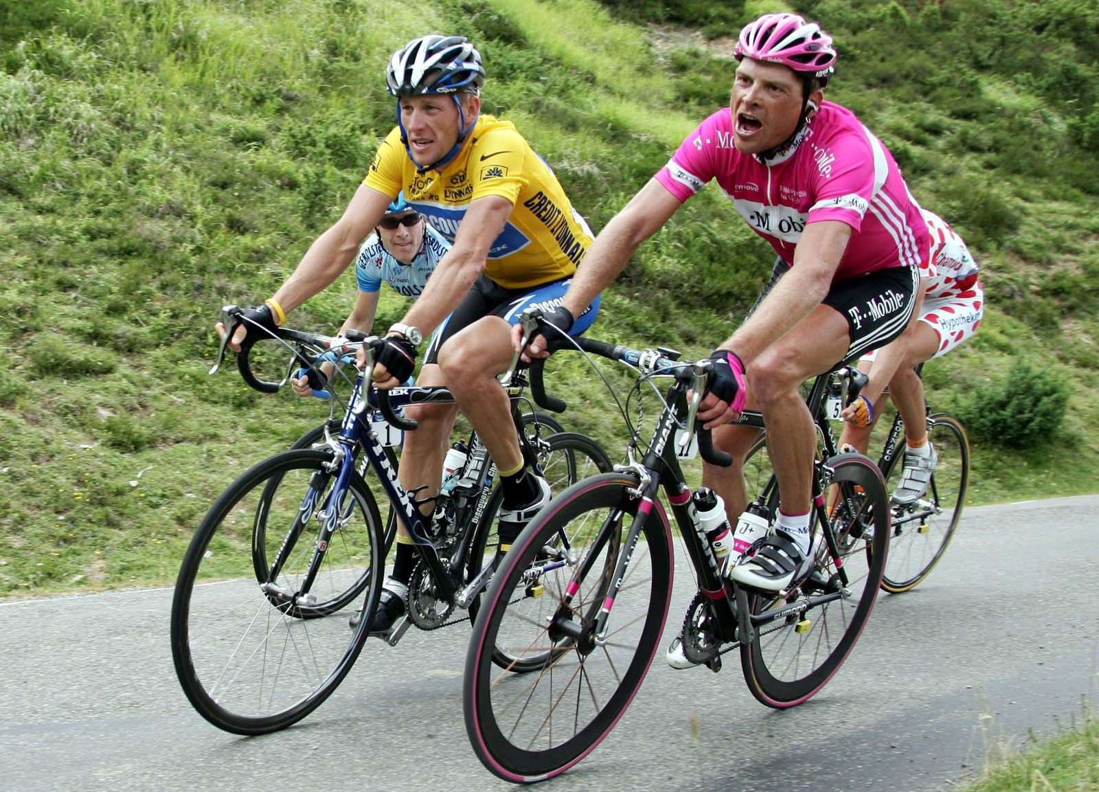 CYCLING-ARMSTRONG/DOPING