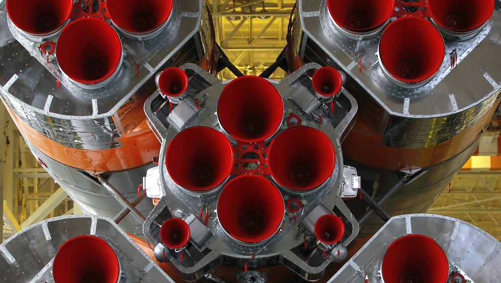 Photo Gallery: A European-Russian Space Collaboration