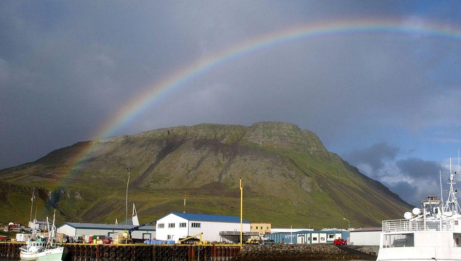 Naturidylle auf Island: Was planen die Chinesen?