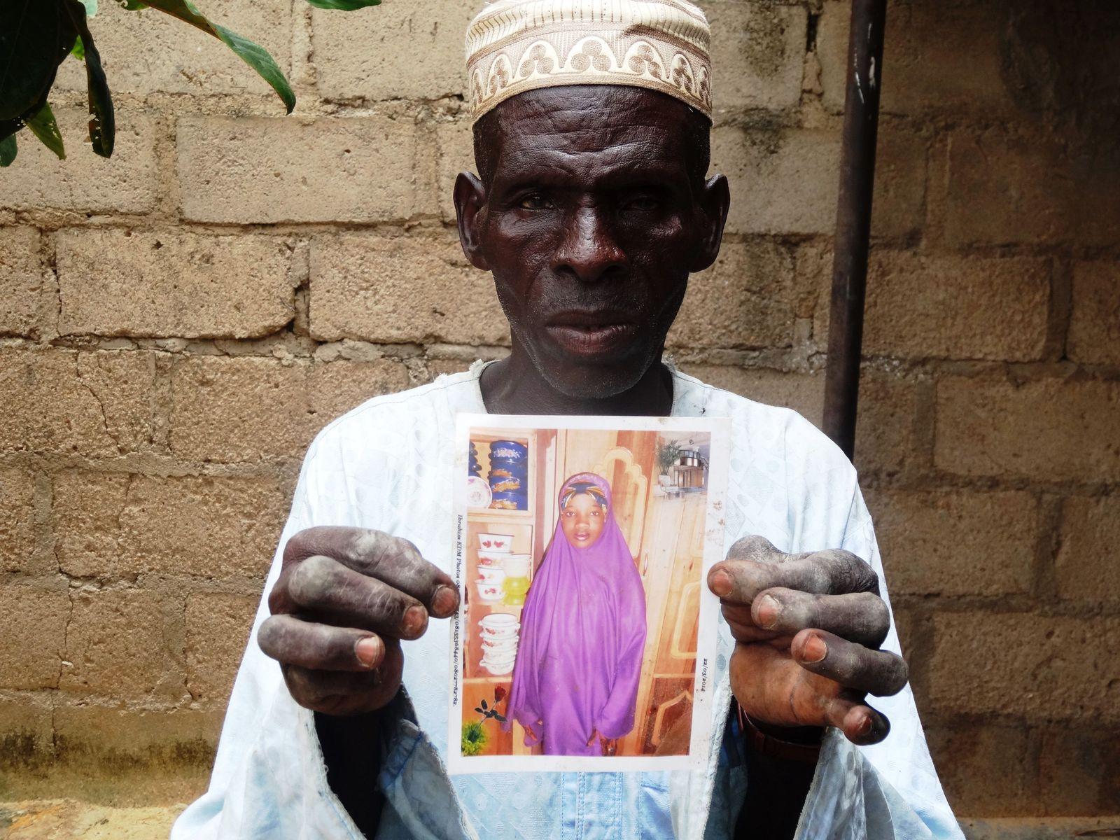 EINMALIGE VERWENDUNG Nigeria