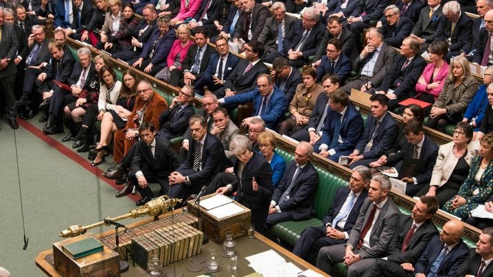 Fotostrecke: Das Scheitern des Brexit-Deals