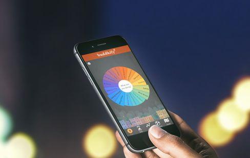 Auch auf das Design kommt es bei Meditations-Apps an: Buddhify macht hier alles richtig.
