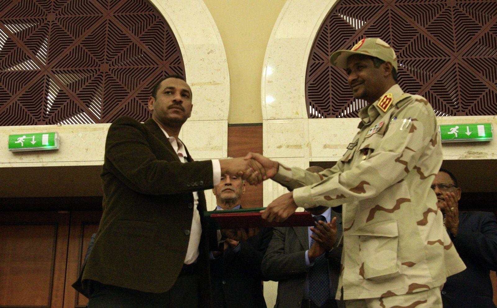 Sudan Einigung