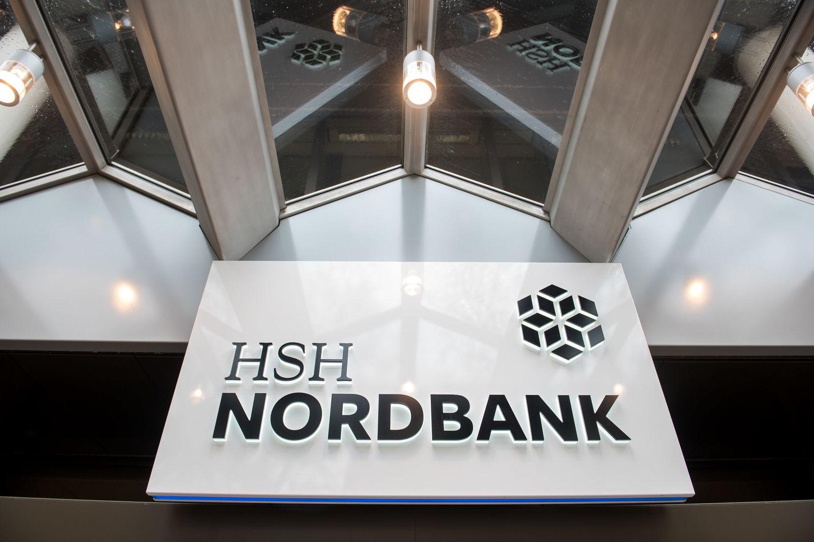 Bilanzpressekonferenz HSH Nordbank