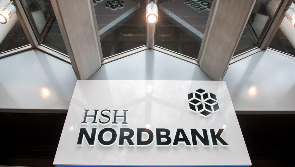 HSH Nordbank in Hamburg (Archiv)