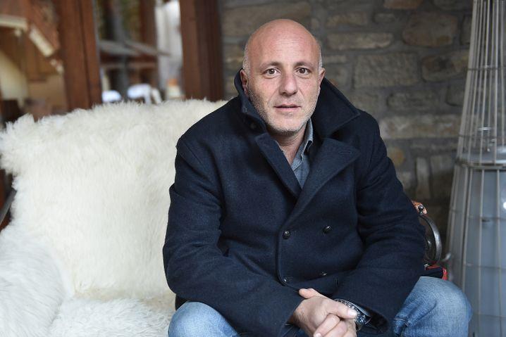 Buchautor Carlo Bonini