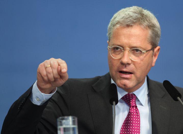 CDU-Politiker Röttgen