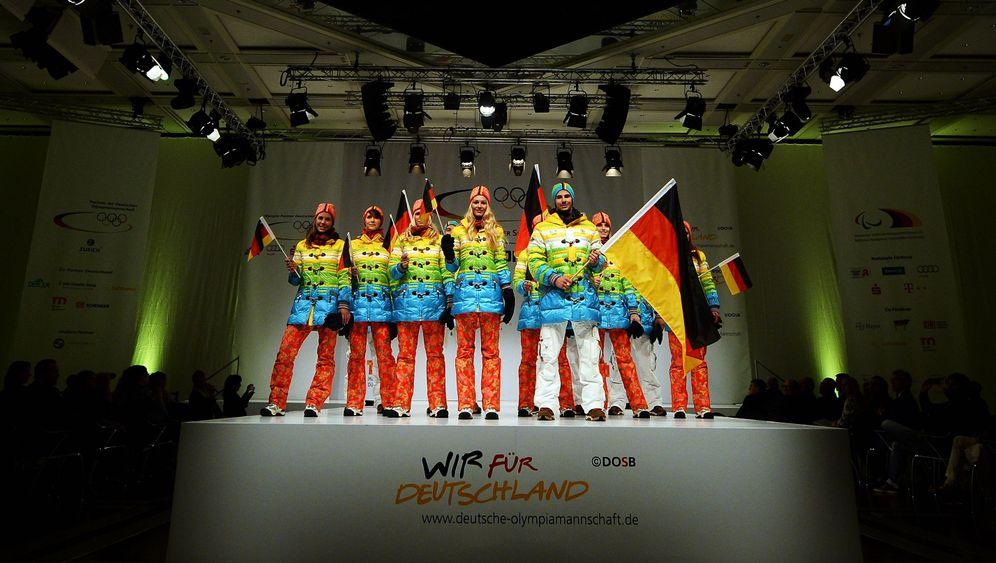 Photo Gallery: Germany's Sochi Uniform