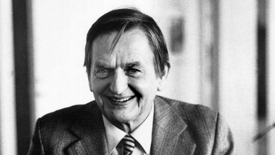 Schwedens früherer Premier Palme: Im Februar 1986 umgebracht