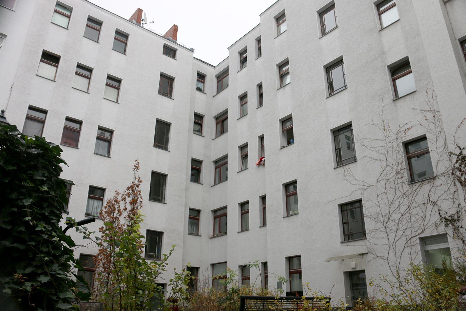 Obdachlosigkeit/ Berlin