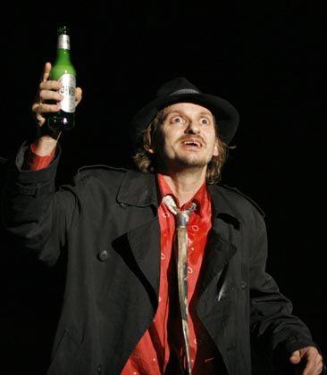 """Schauspieler Milan Peschel in """"Emil und die Detektive"""": Reizungen der Atemwege"""