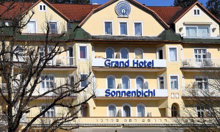 Laut dem Landratsamt wurden die Ausnahme-Bestimmungen Hotel und König bekannt gemacht