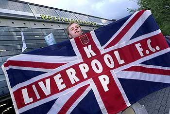 Fan von FC-Liverpool in Dortmund: Das Image von Liverpool ist simpel gezeichnet - Beatles, Fußball, Niedergang