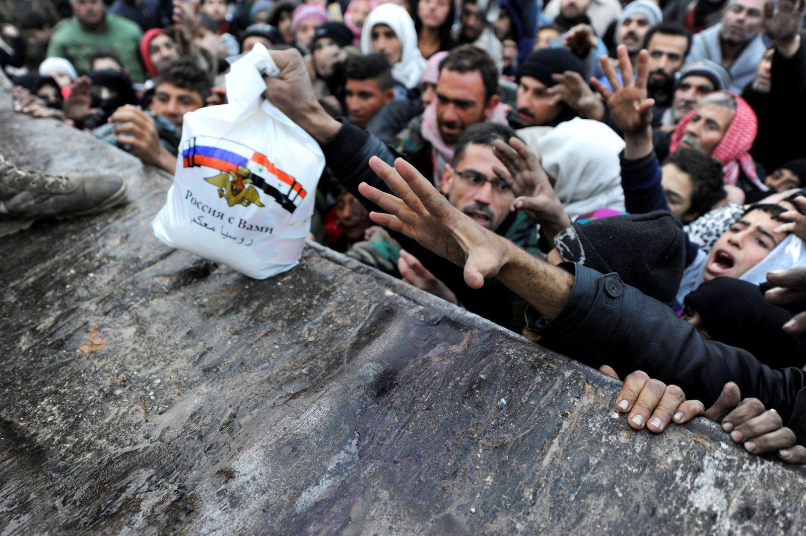 Syrien/Hilfe