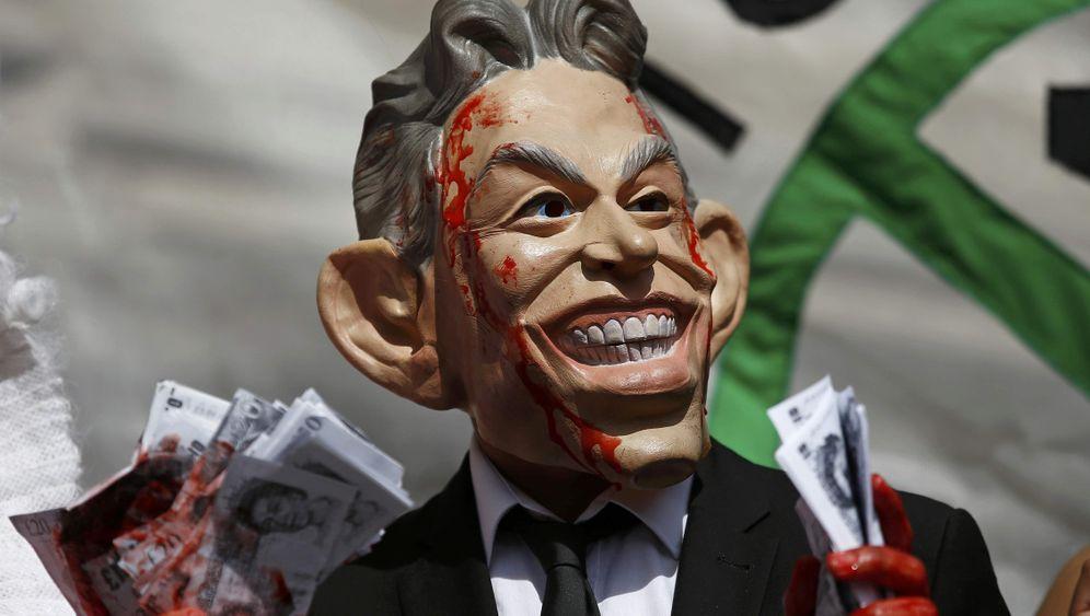 Bericht zum Irakkrieg: Heftige Kritik an Blair