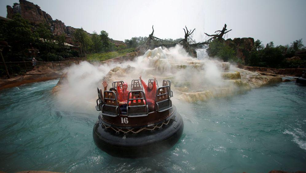 Disneyland in Shanghai: Vergnügungspark für die Massen