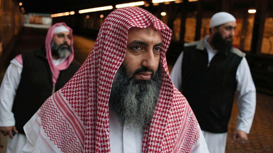 Münchner Prediger Abu Adam: »Wir müssen raus aus dem Ghetto«