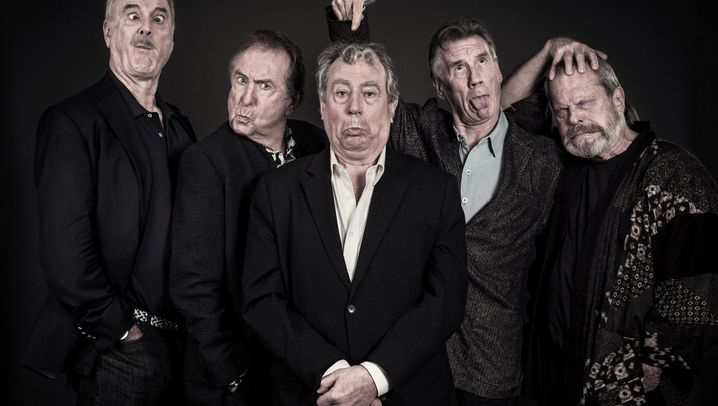 Monty-Python-Comeback: Die schamlosen Hüftlahmen