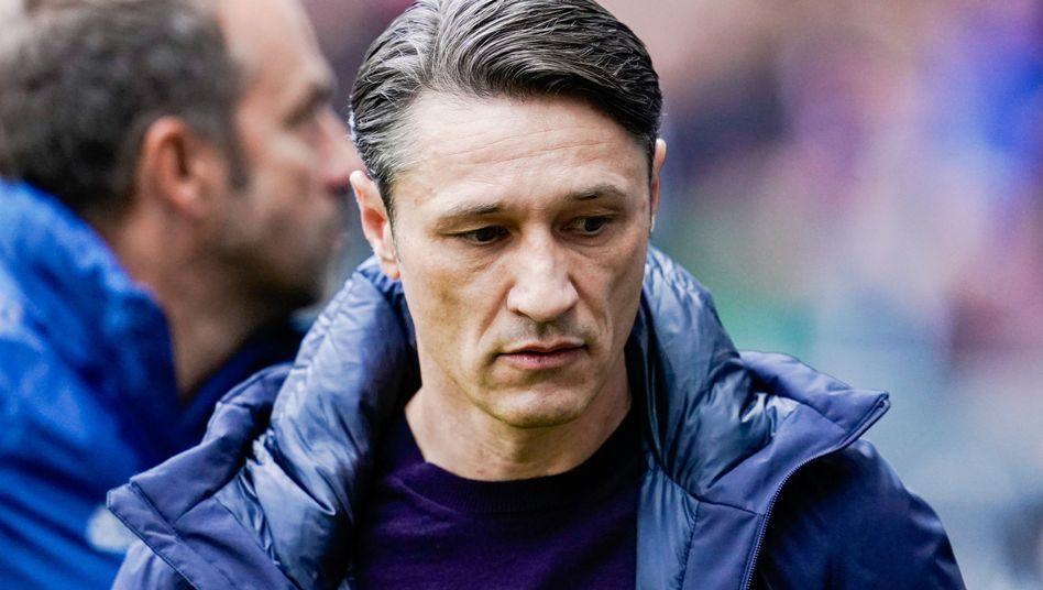 Niko Kovac gewann in der Vorsaison mit dem FC Bayern die Meisterschaft und den Pokal