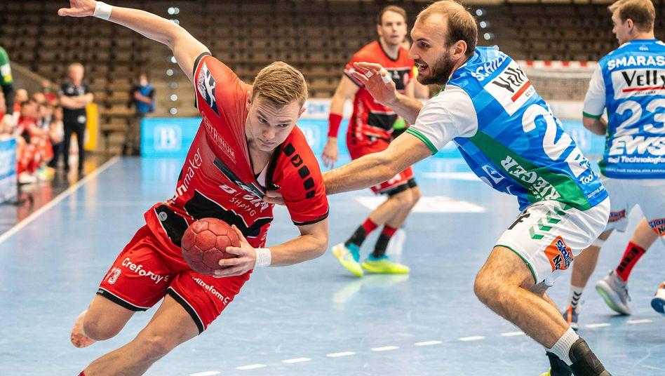 Im Sommer nach Melsungen gewechselt: Nationalspieler Timo Kastening