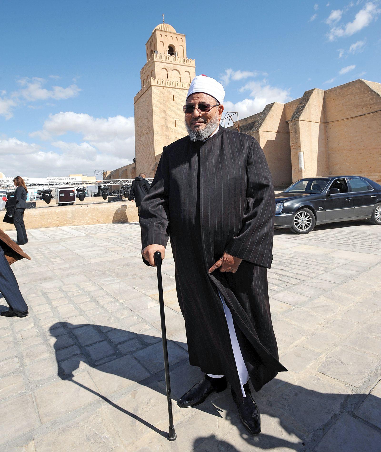 TUNISIA-CULTURE-KAIROUAN-CAPITAL-ISLAMIC