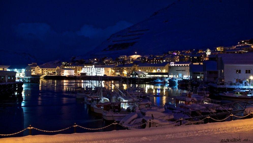 Weihnachten am Nordkap: Badisches Apfelbrot und russischer Krimsekt