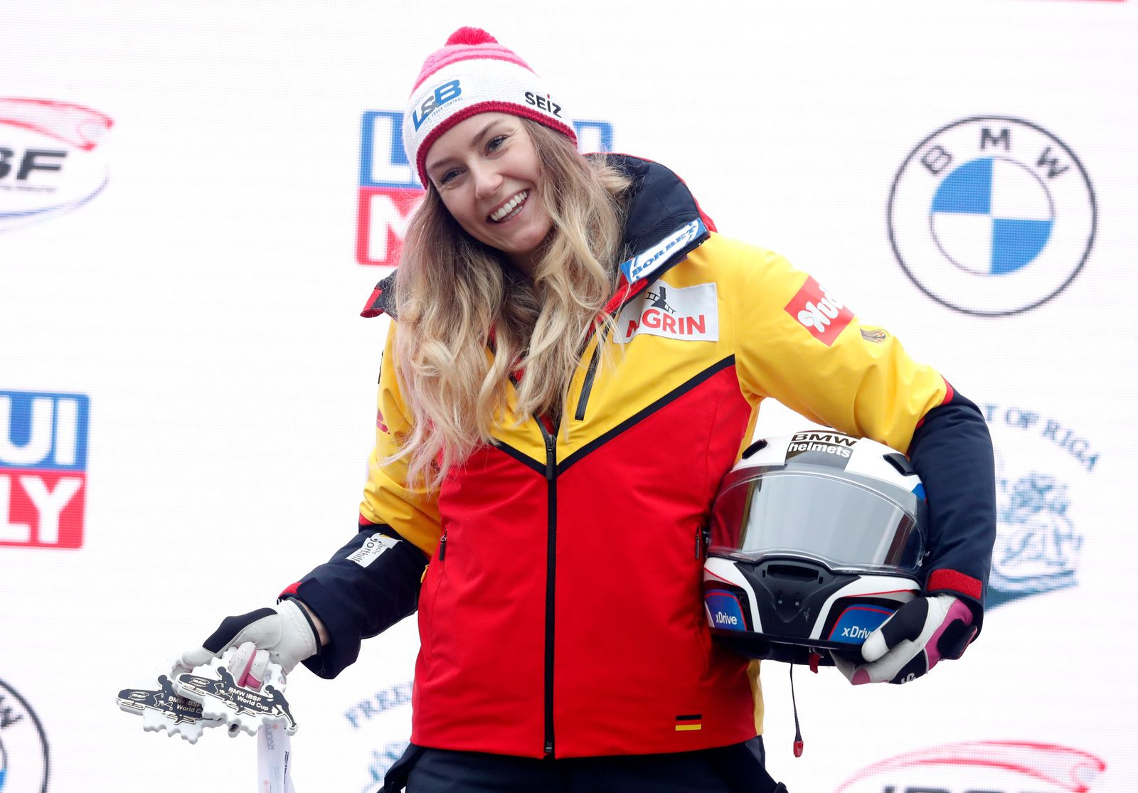 Bobsleigh World Cup in Sigulda, Latvia - 28 Nov 2020
