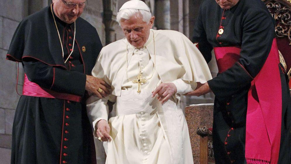 Kinderreporter treffen Robert Zollitsch: Ein alter Freund vom Papst
