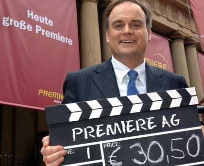 Premiere-Chef Kofler: Banken kritisieren das Management
