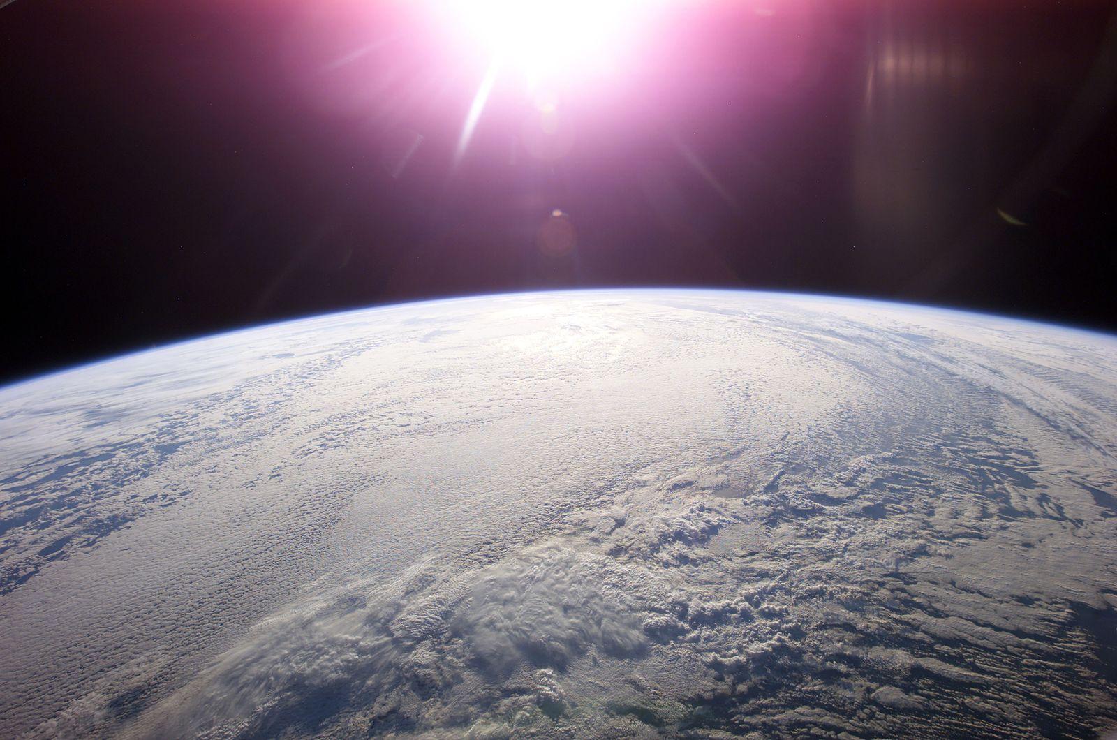 Erde / Planet / ISS
