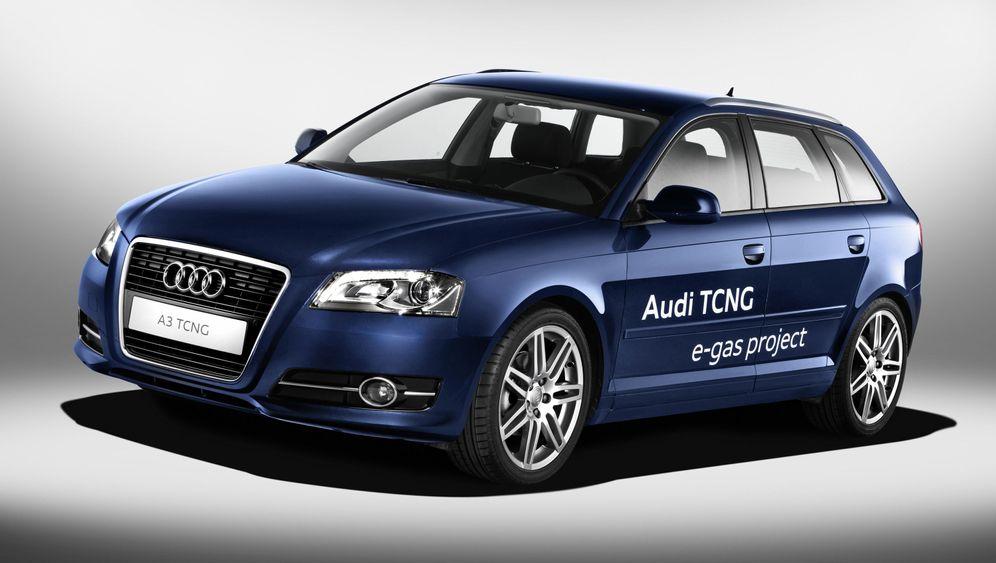 Audi Balanced Mobility: Atomausstieg selbstgemacht